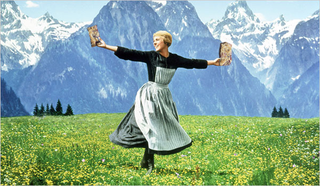 Julie Andrews loves pie bars