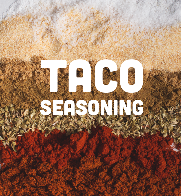 Taco Seasoning // Wit & Vinegar