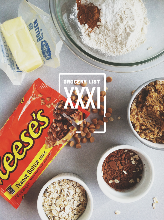 Grocery List XXXI // Wit & Vinegar