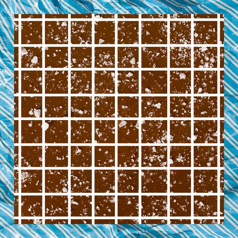 Salted Espresso Caramels // Wit & Vinegar