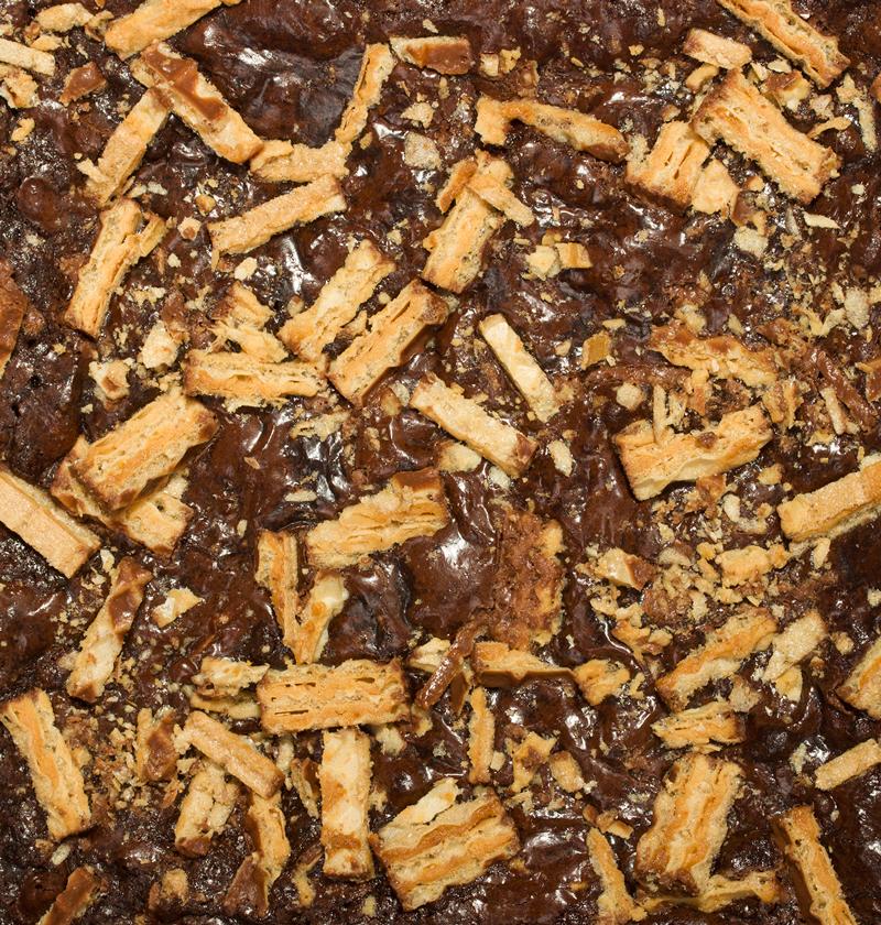 The Sugar Hit's Garbage Brownies // Wit & Vinegar