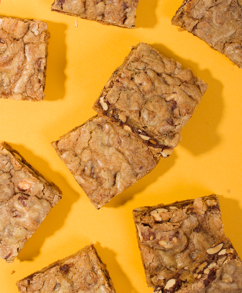 Tin Roof Blondies // Wit & Vinegar