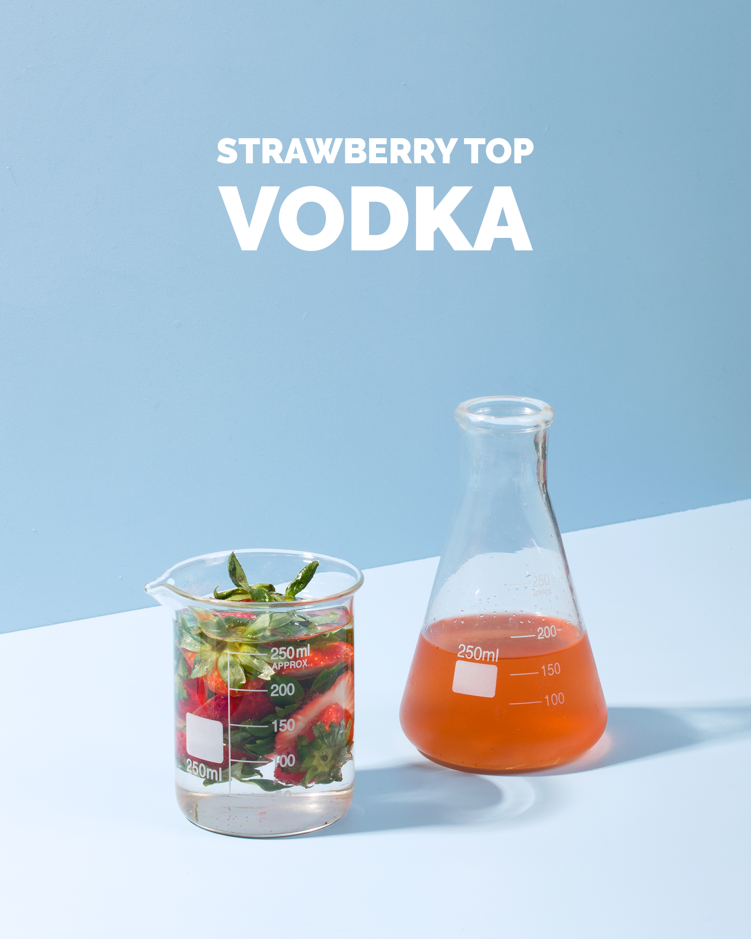 Strawberry Top Vodka / Wit & Vinegar